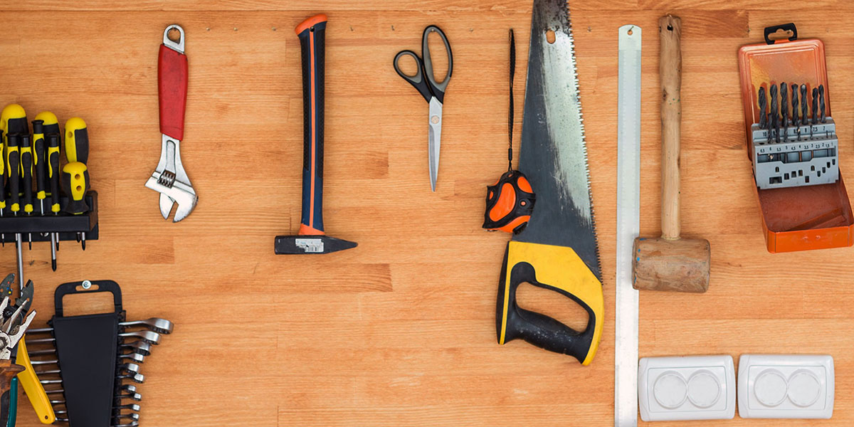Ideas for Storing all Kinds of Tools
